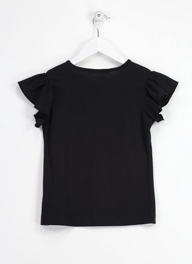 Morhipo Kids Baskılı Tişört Siyah
